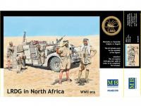 LRDG in North Africa (Vista 13)