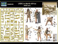 LRDG in North Africa (Vista 15)