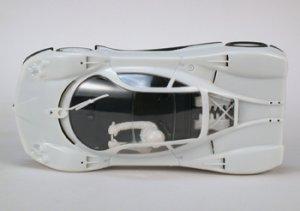 Pagani Zonda F Racing Kit  (Vista 4)
