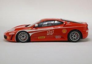 Ferrari F430 challenge  (Vista 2)