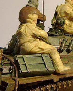 Soldado Ruso Moderno nº 2  (Vista 2)