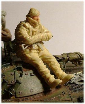 Soldado Ruso Moderno nº 3  (Vista 1)