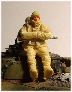Soldado Ruso Moderno nº 3  (Vista 3)