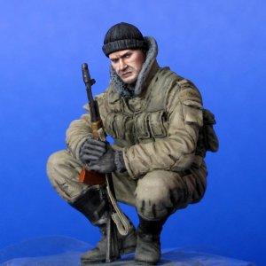 Soldado Ruso Moderno Nº 4  (Vista 1)