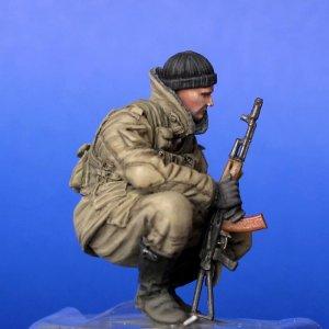 Soldado Ruso Moderno Nº 4  (Vista 2)