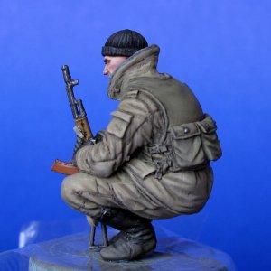 Soldado Ruso Moderno Nº 4  (Vista 3)