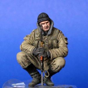 Soldado Ruso Moderno Nº 4  (Vista 4)