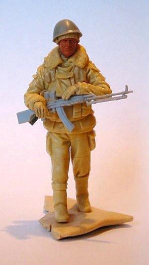 Soldado Ruso Moderno nº 5  (Vista 1)