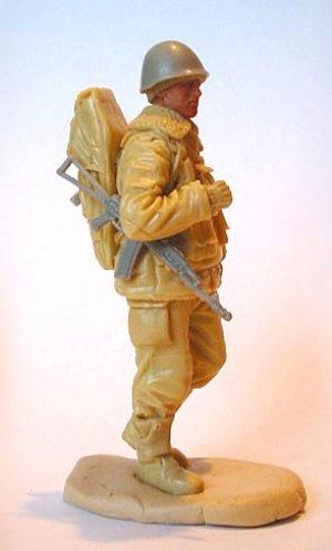 Soldado Ruso Moderno nº  6  (Vista 2)