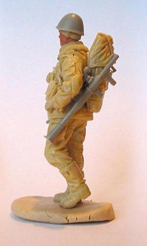 Soldado Ruso Moderno nº  6  (Vista 3)