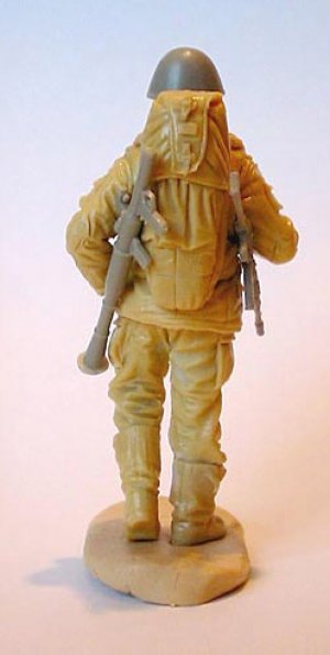 Soldado Ruso Moderno nº  6  (Vista 4)