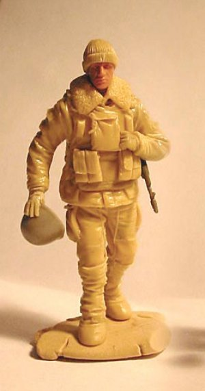 Soldado Ruso Moderno nº  7  (Vista 1)