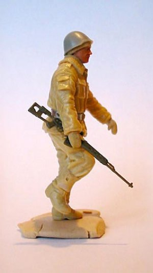 Soldado Ruso Moderno nº 8  (Vista 2)