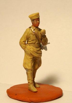 The Russian young guerrilla,   (Vista 1)