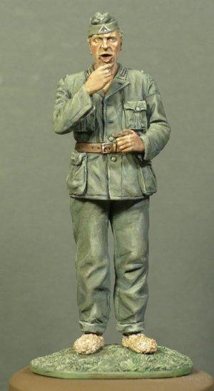 Aleman Capturado WWII  (Vista 1)