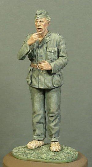 Aleman Capturado WWII  (Vista 2)