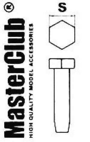Tronillo exagonal 1,2 mm  (Vista 1)