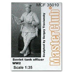 Soviet tank officer WWII   (Vista 1)
