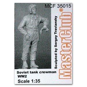 Soviet Tank Crewman WWII  (Vista 1)