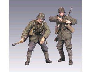 Soldados Alemanes  WWI  - Ref.: MCLU-F35102
