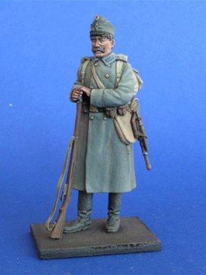 Soldado Austro-Hungaro WWI  (Vista 1)
