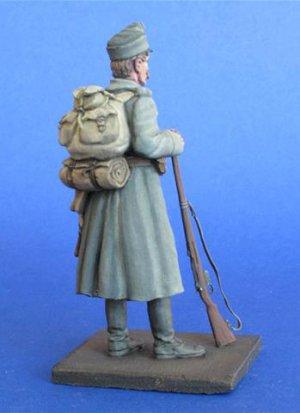 Soldado Austro-Hungaro WWI  (Vista 2)