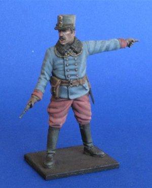 Oficial Austro-Hungaro WWI  (Vista 1)