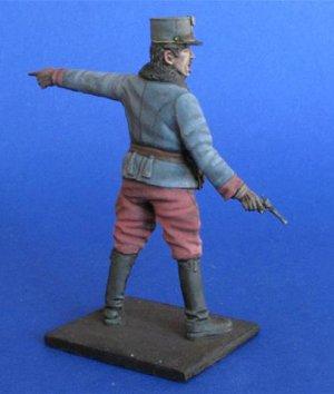 Oficial Austro-Hungaro WWI  (Vista 2)
