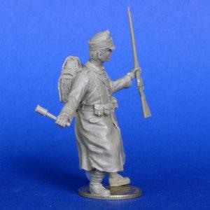 Austro-Hungarian soldado WWI  (Vista 3)
