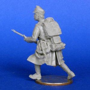Austro-Hungaro soldado  WWI   (Vista 2)