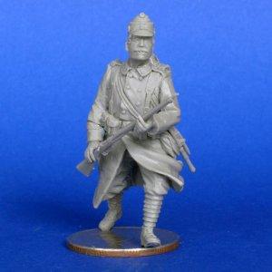 Austro-Hungaro soldado  WWI   (Vista 3)