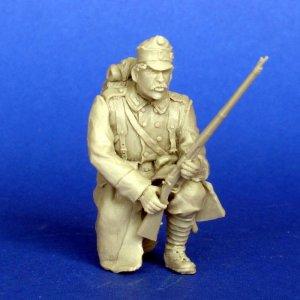 Austro-Hungaro soldado WWI  (Vista 1)