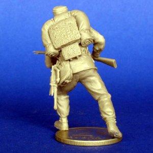 Austro-Hungarian soldier WWI  (Vista 2)