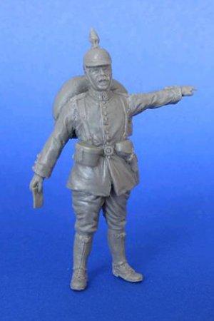 Oficial Aleman 1915 - Ref.: MCLU-F35167