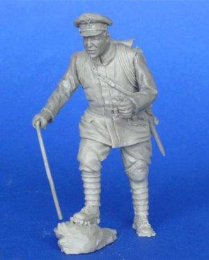 Oficial Aleman ,Gebirgsjäger, WWI  (Vista 1)