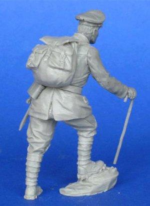 Oficial Aleman ,Gebirgsjäger, WWI  (Vista 2)