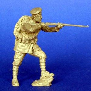 Soldado Aleman ,Gebirgsjäger, WWI  (Vista 1)