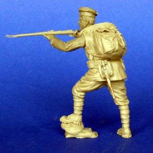 Soldado Aleman ,Gebirgsjäger, WWI  (Vista 2)