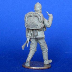 Soldado Aleman ,Gebirgsjäger, WWI  (Vista 4)