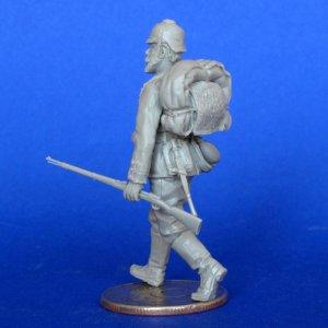 Soldado Aleman ,Gebirgsjäger, WWI  (Vista 5)