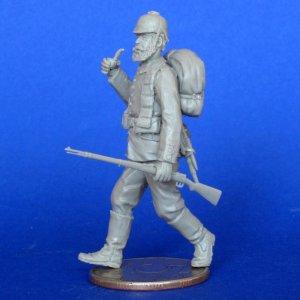 Soldado Aleman ,Gebirgsjäger, WWI  (Vista 6)