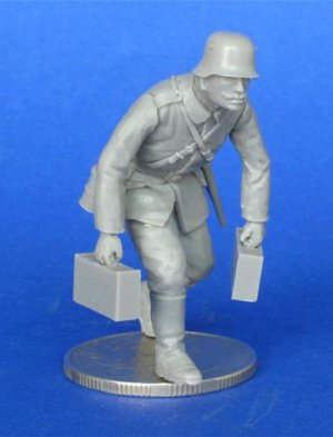 Soldado Aleman WWI - Ref.: MCLU-F35180