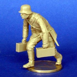 Soldado Aleman WWI  (Vista 3)