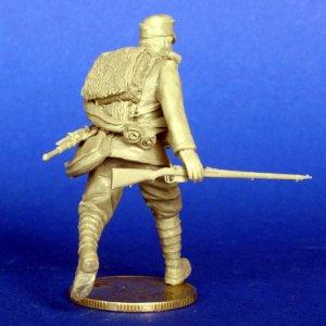 Soldado Austro-Hungaro WWI   (Vista 3)