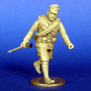 Soldado Austro-Hungaro WWI   (Vista 4)