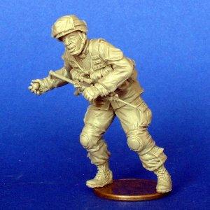 The modern American soldier   (Vista 1)