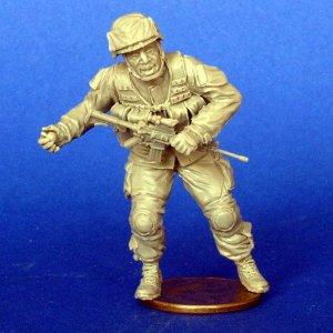 The modern American soldier   (Vista 2)