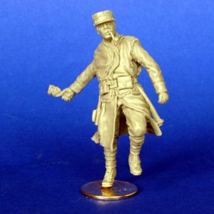Soldado Frances WWI  (Vista 1)