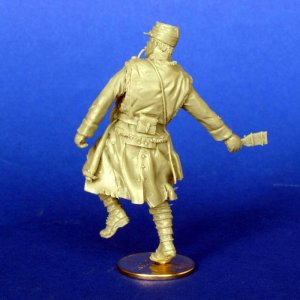 Soldado Frances WWI  (Vista 2)