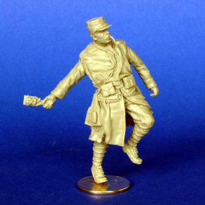 Soldado Frances WWI  (Vista 3)